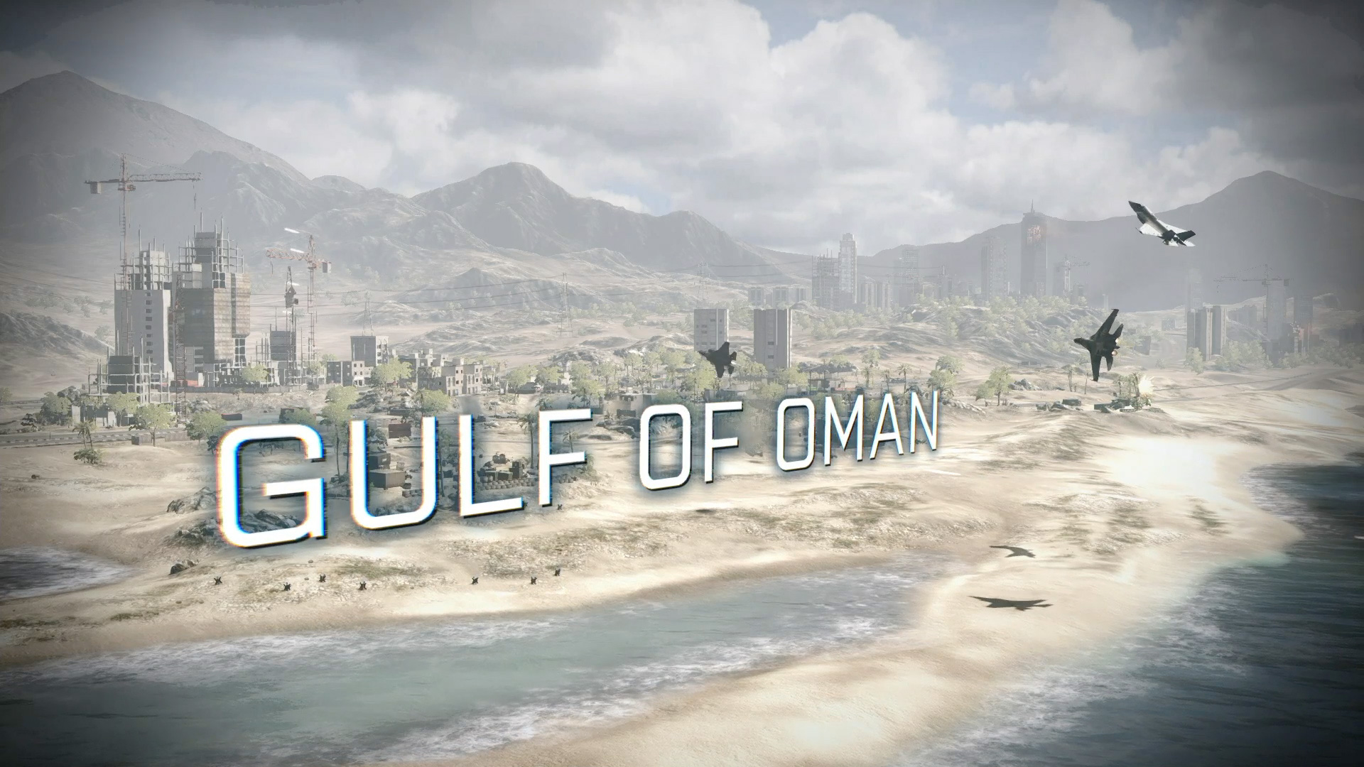 Back to Karkand: Golf von Oman