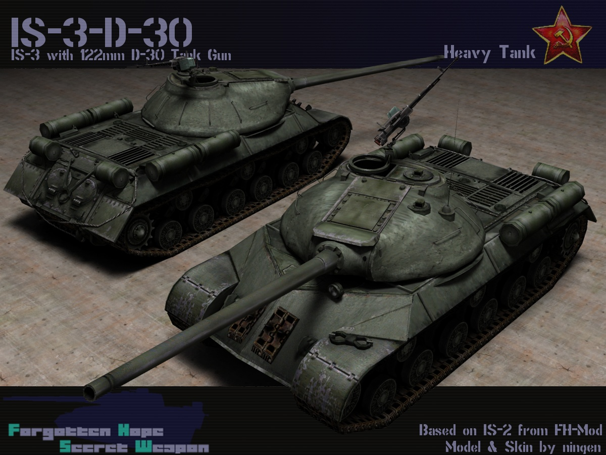 IS-3 122mm