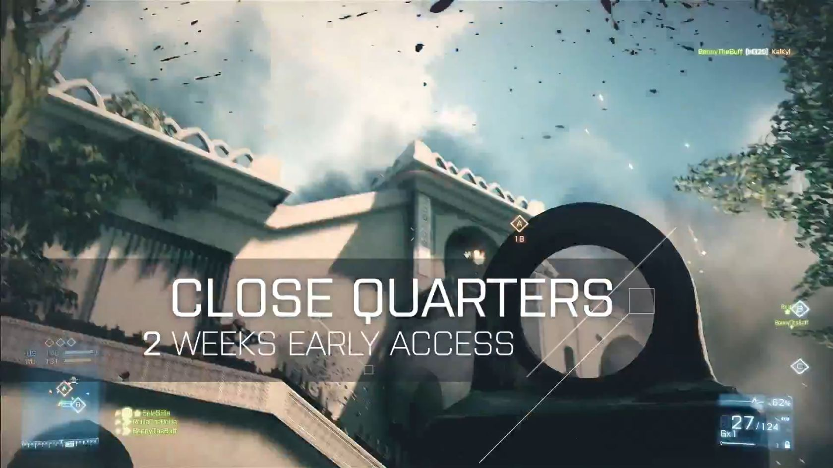 Close Quarters Early Access