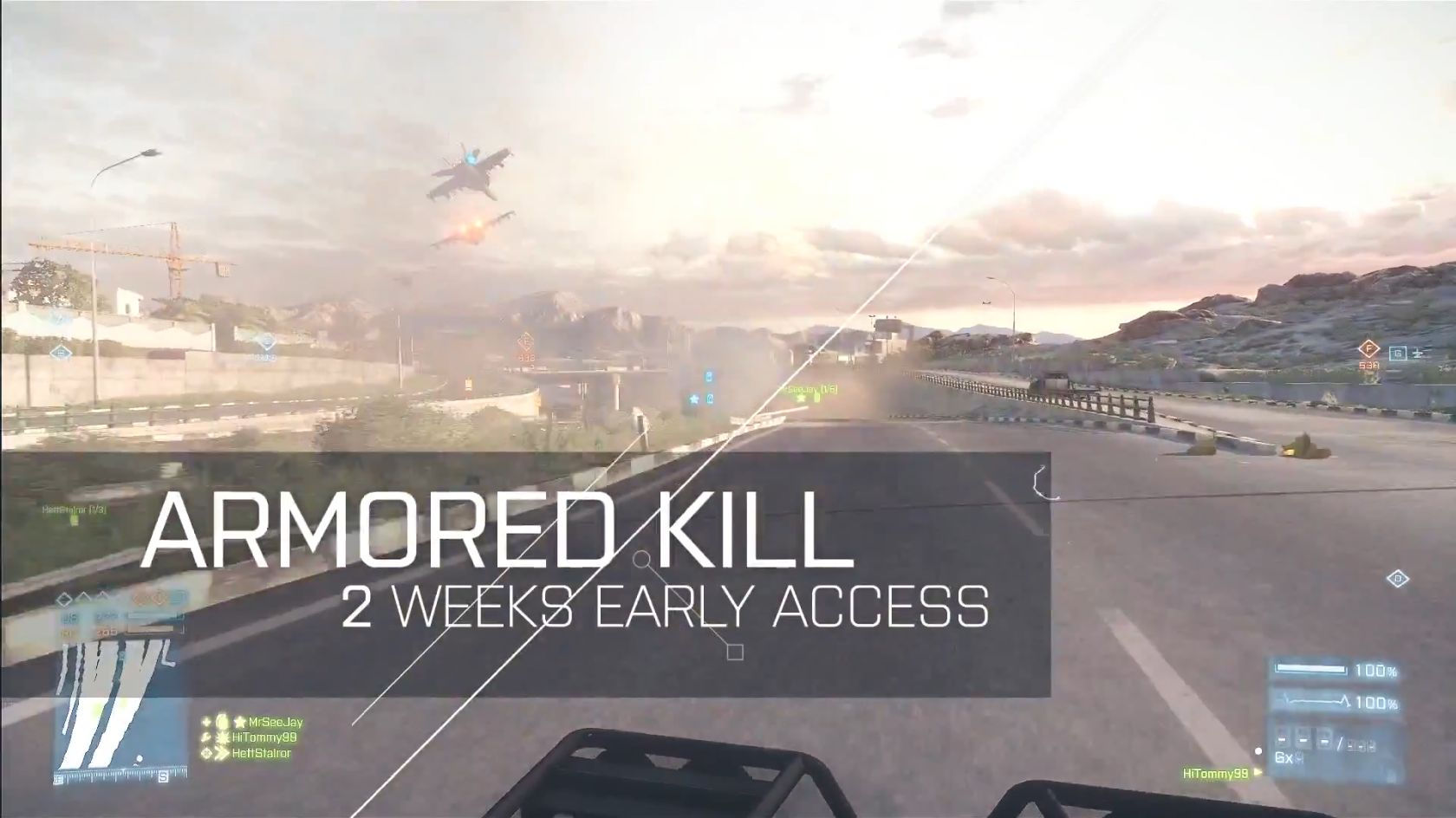 Armored Kill Early Access