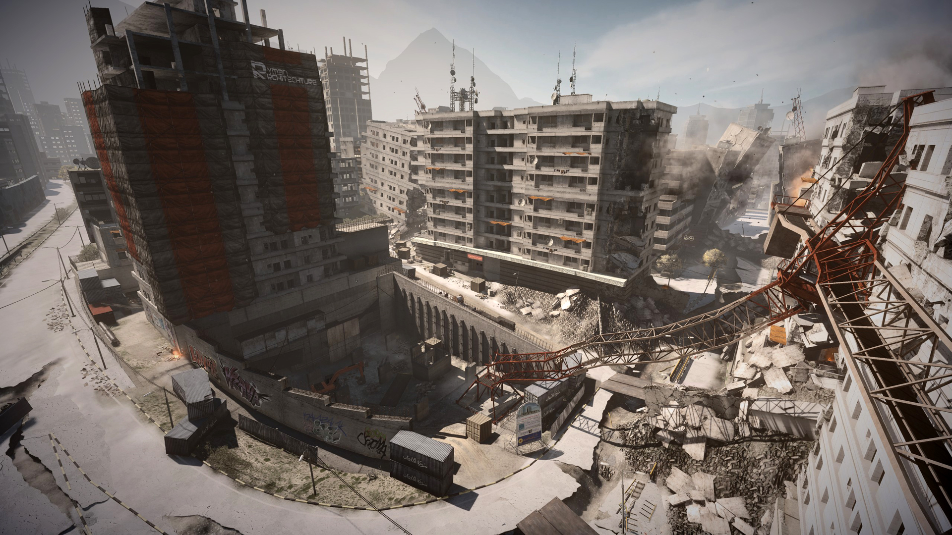 BF3 Aftermath: Epicenter