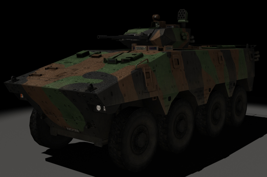 French Forces: VBCI