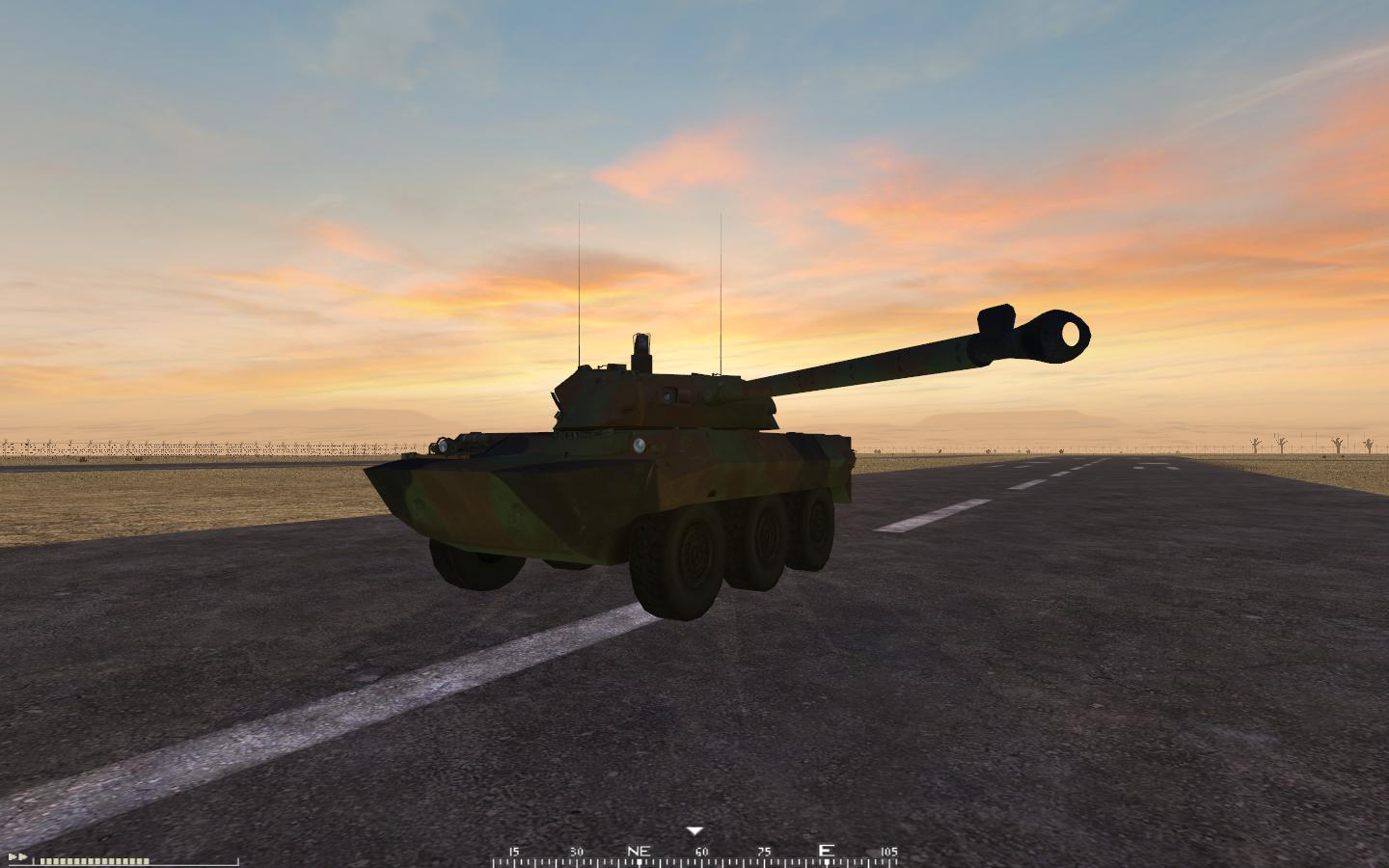 French Forces: AMX 10 RC