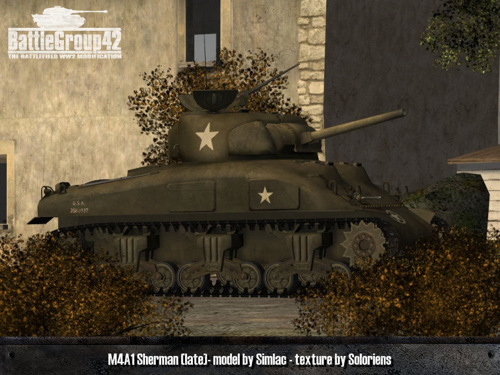 M4A1 Sherman (Late)