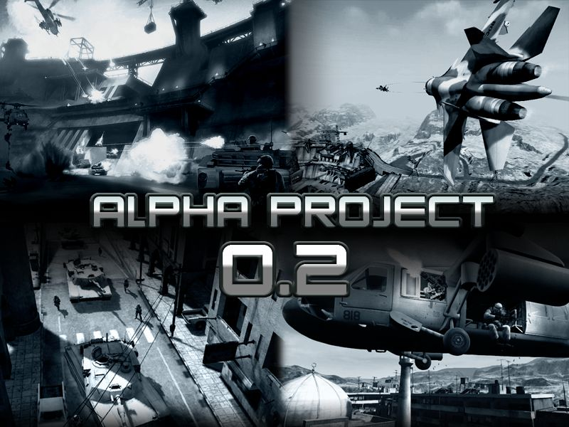Alpha Project 0.2