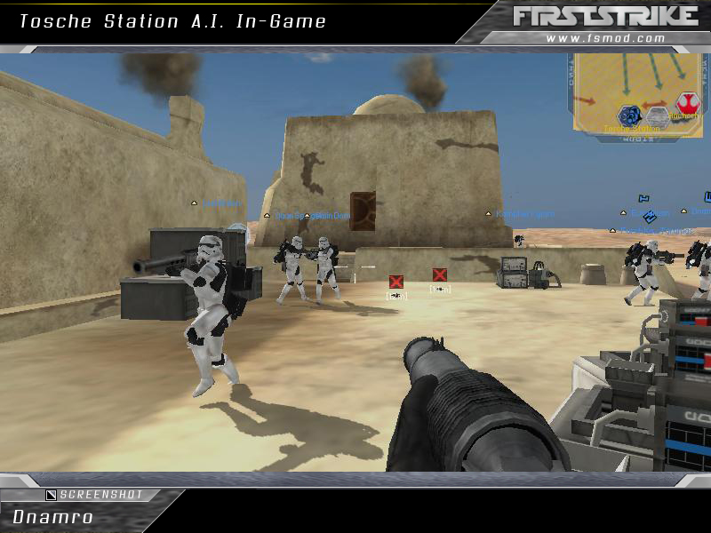Tosche Station Ingame