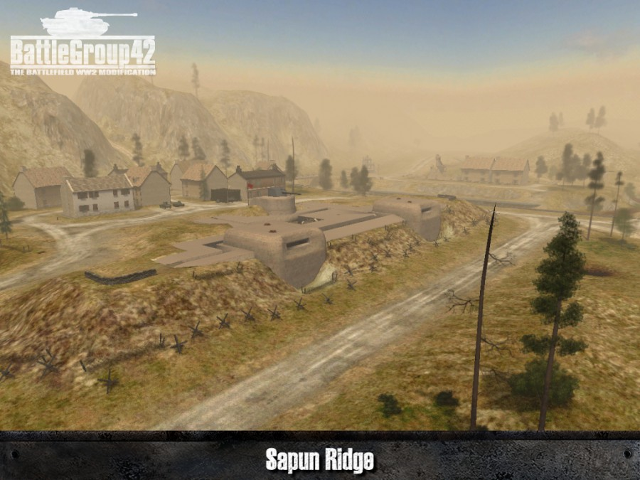 Battlegroup42: Sapun Ridge