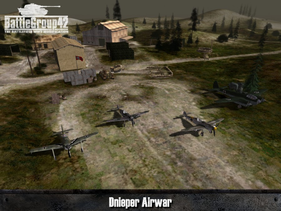 Battlegroup42: Dnieper Airwar