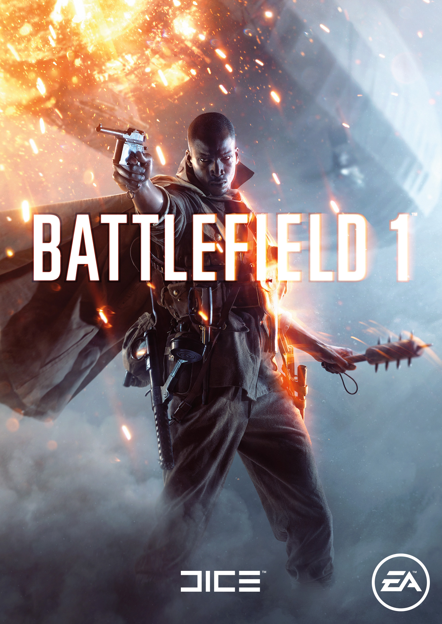 Battlefield 1 Packshot