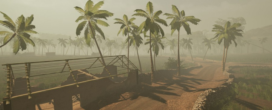 Jungle Map von Marv