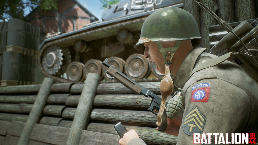 Battalion 1944 - Alpha 0.2