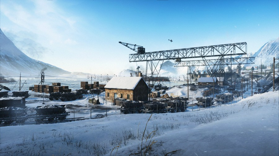 Battlefield V: Closed Alpha (Quelle: ©PABSTon3DO)