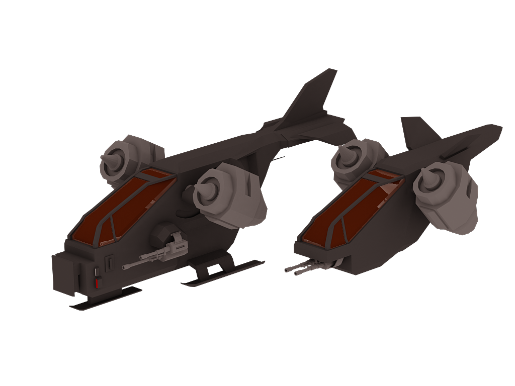 Martian Marines Light Attack Craft