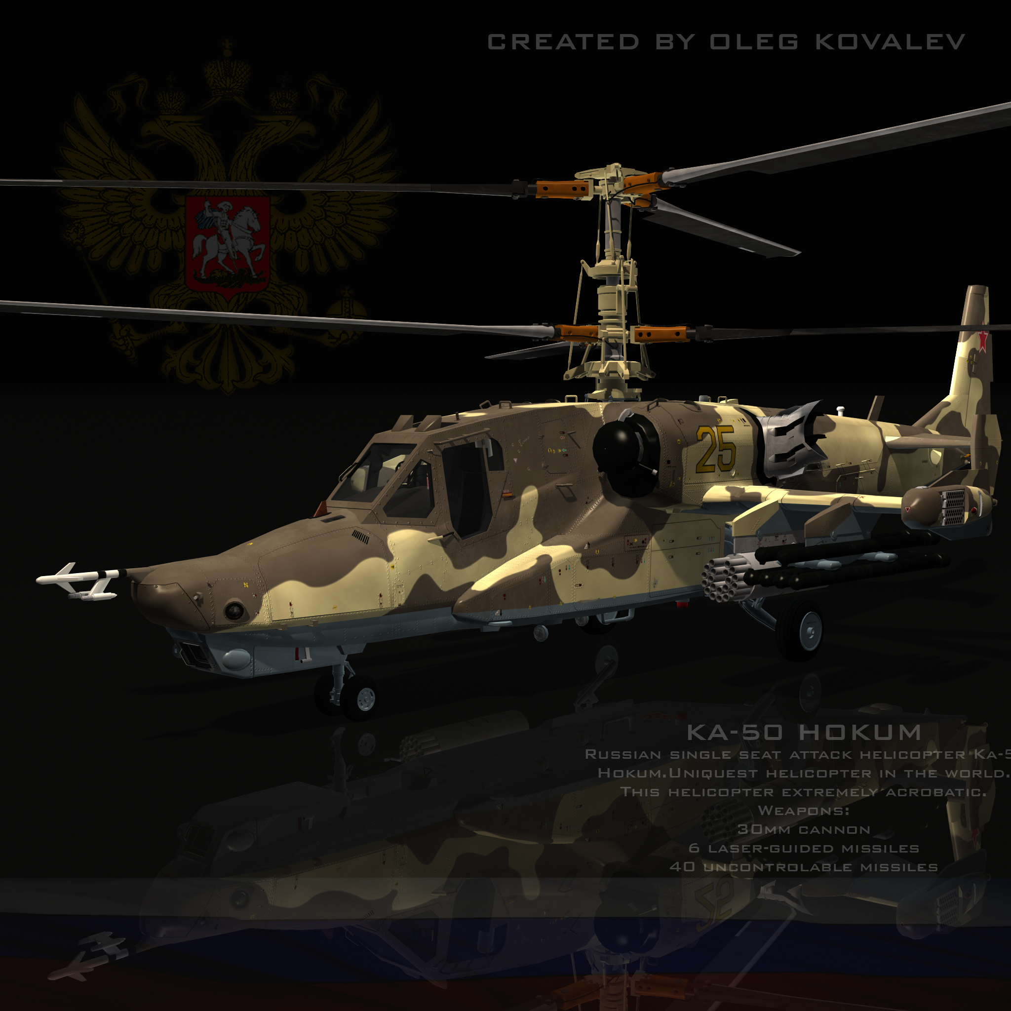 Ka-50 Hokum Showcase