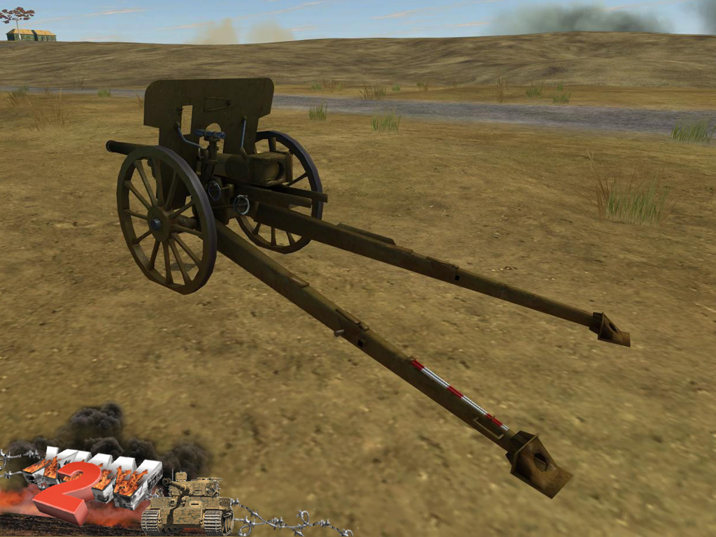 75mm Mountain Gun