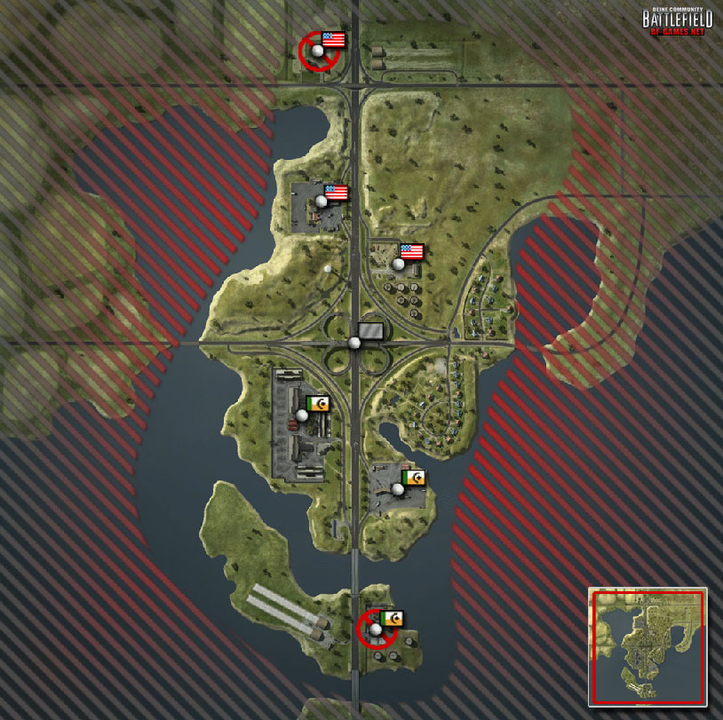 Map1: Operation Road Rage
