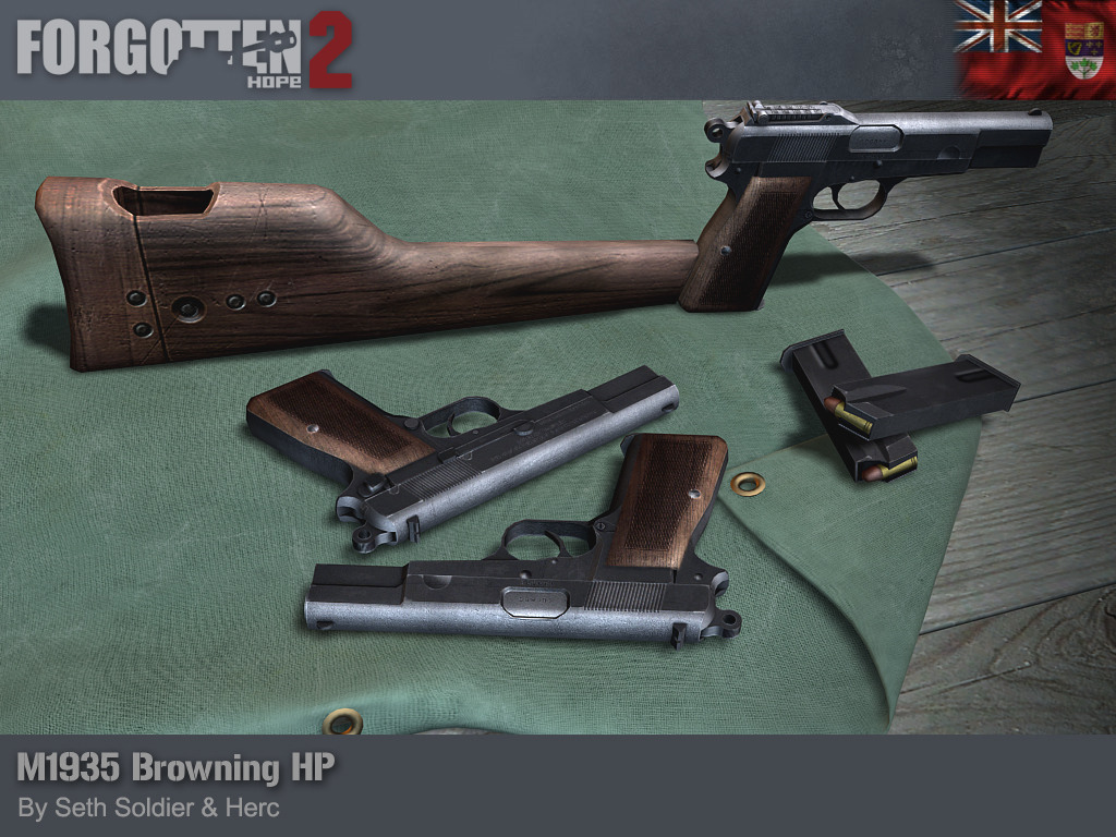 M1935 Browning High Power
