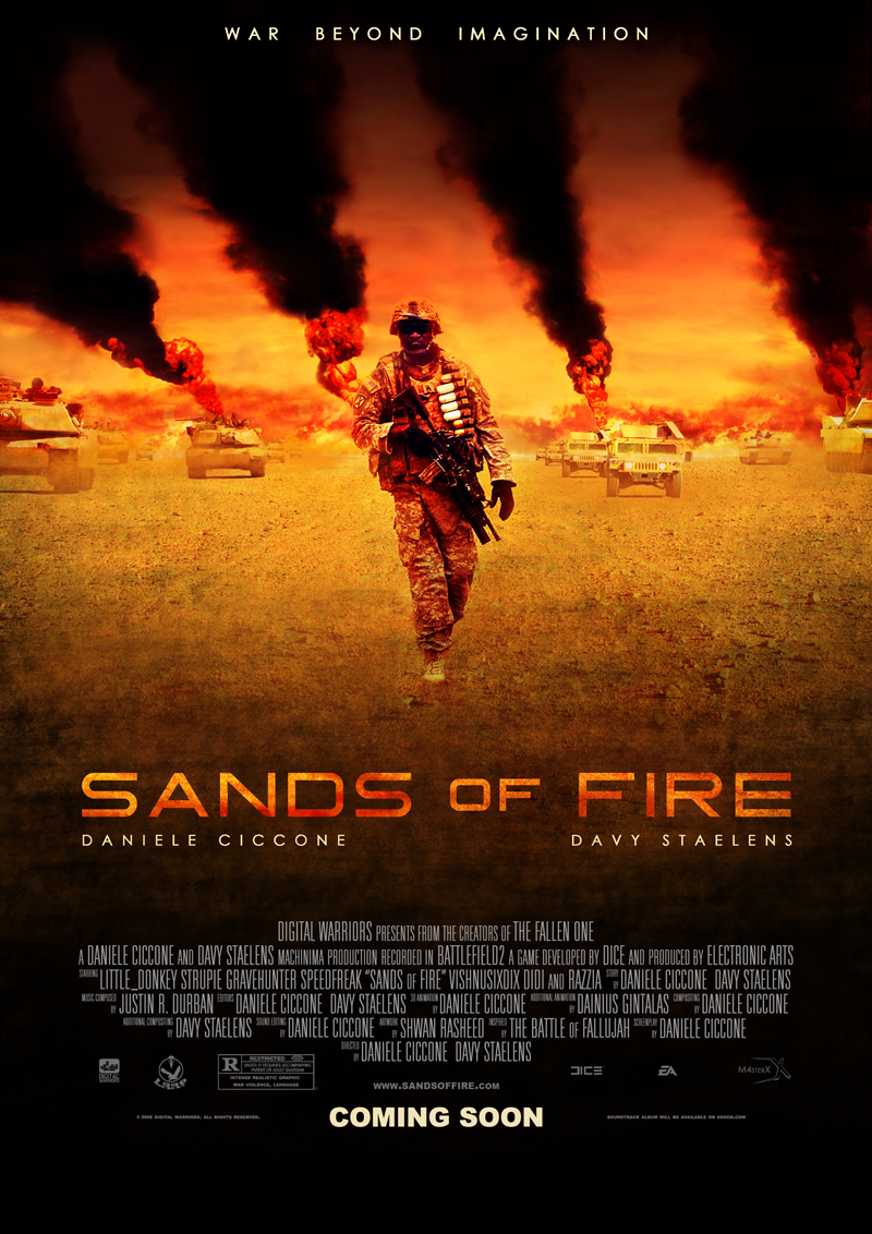 Sands of Fire Poster