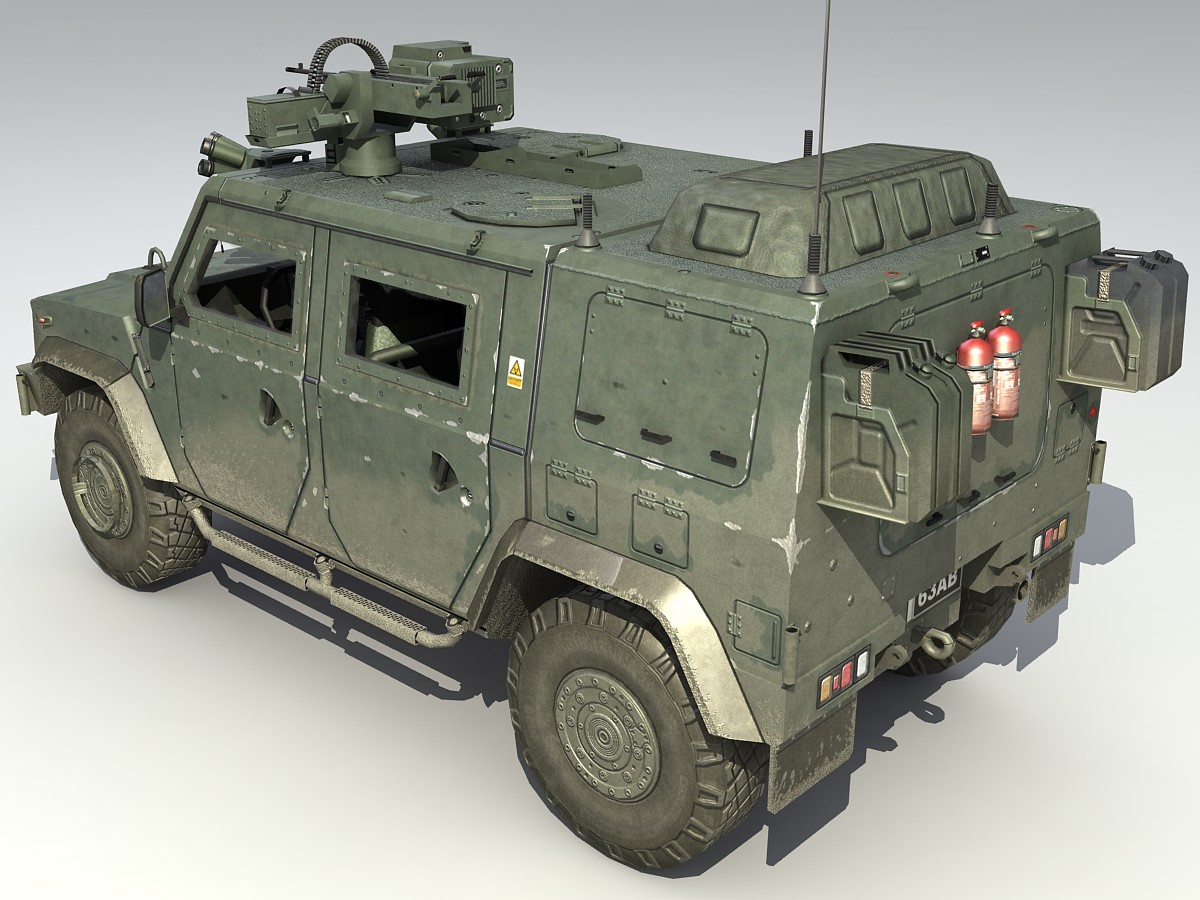Panther CLV Woodland