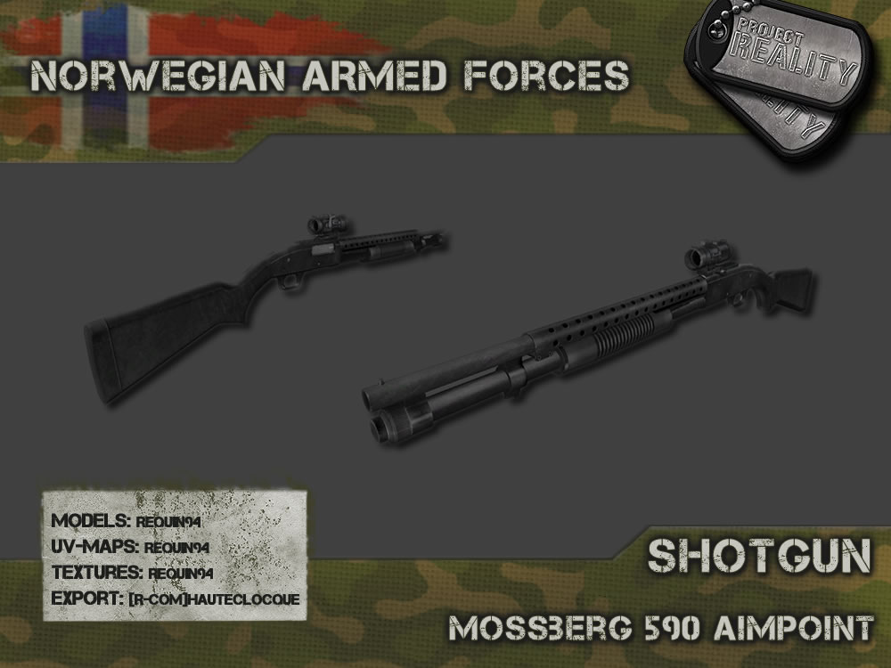 NAF: Mossberg Aimpoint