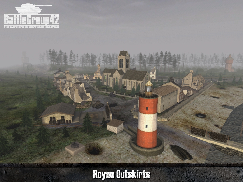 Royan Outskirts