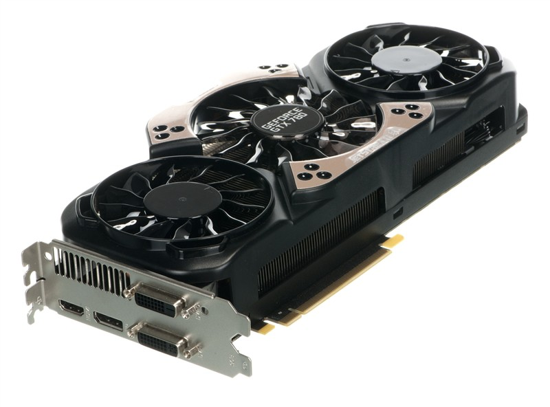 Platz 1: Palit GeForce GTX 780 Jetstream