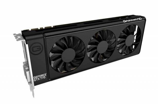 Platz 2: Gainward GeForce GTX 770