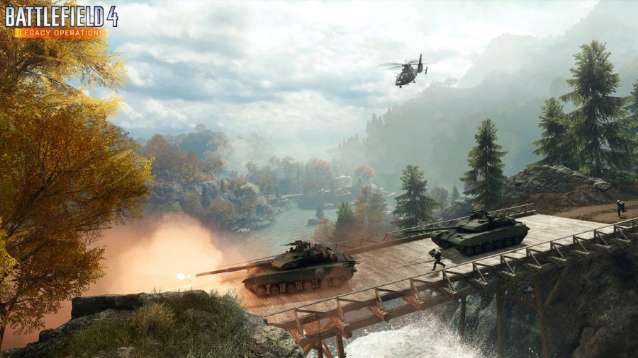 Dragon Valley umgesetzt in Bf4