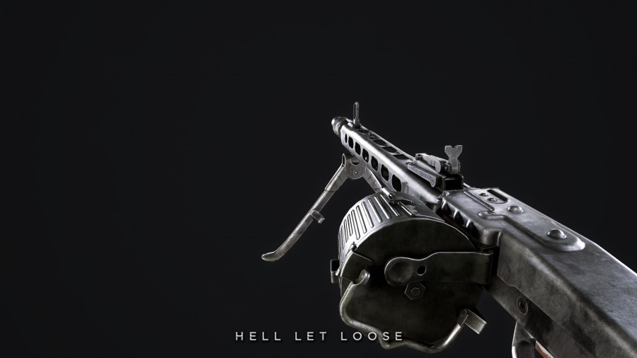 Hell Let Loose: MG42