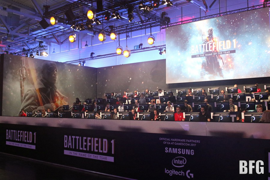 Battlefield 1 Spielstationen