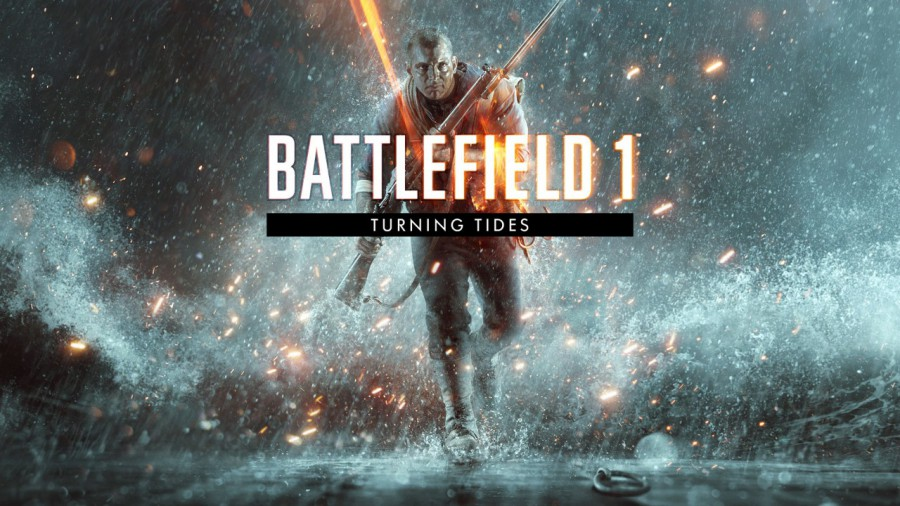 Turning Tides Cover