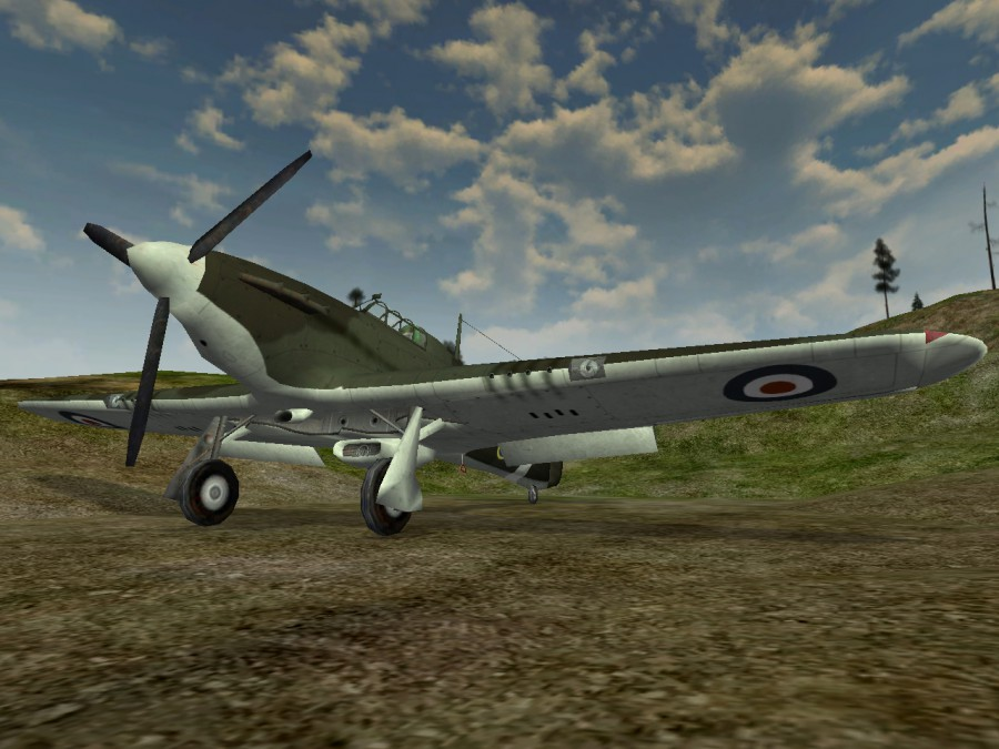 Warfront 3.0: Hawker Hurricane